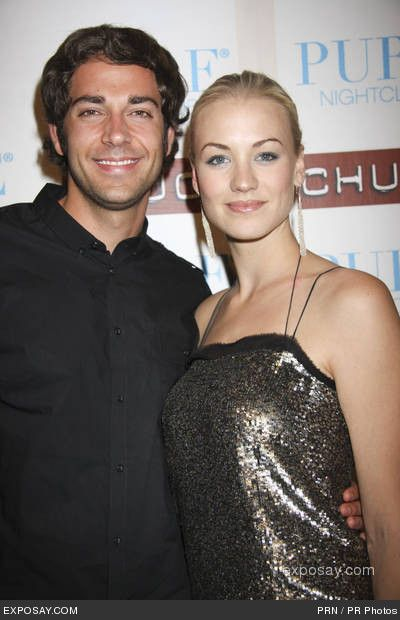 Chuck Zachary Levi and Yvonne Strahovski