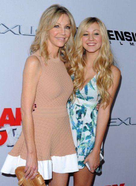 Ava Sambora Heather Locklear &