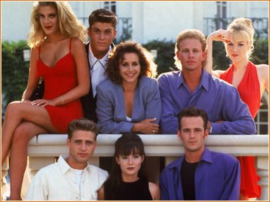 Brandon Walsh Original Cast of Beverly Hills 90210 (1990)