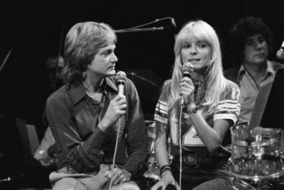 France Gall and Claude François