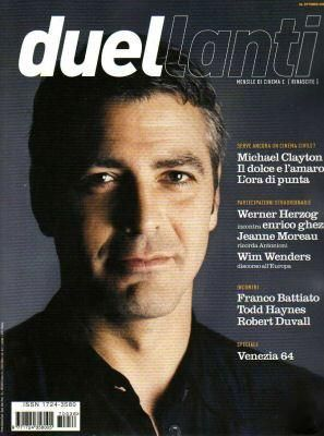 George Clooney - OTHER Magazine [Italy] (October 2007)