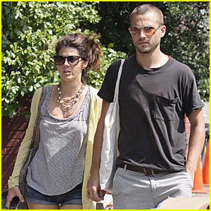 Marisa Tomei and Logan Marshall-Green