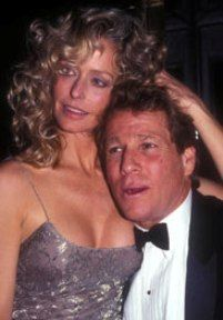 Farrah Fawcett & Ryan O'Neal To Wed