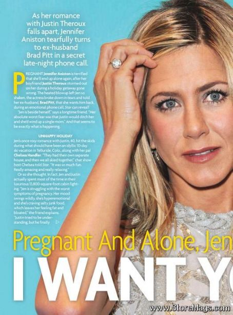 Jennifer Aniston - Star Magazine Pictorial [United States] (30 January 2012)