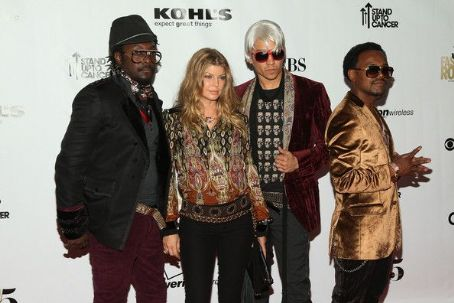 Apl.de.Ap Conde Nast Media Group's Fifth Anniversary Of Fashion Rocks - Arrivals
