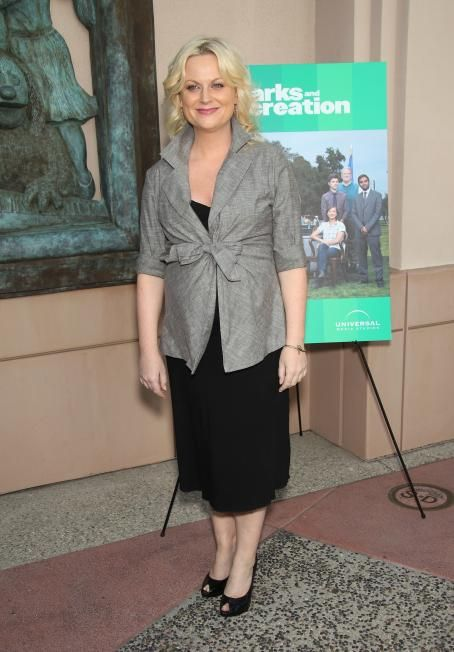 "Amy Poehler - ""Parks and Recreation"" Emmy Screening in North Hollywood, 20 May 2010"