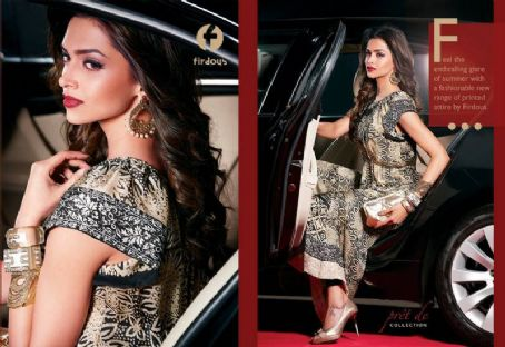 Summer Deepika Padukone Firdous  Fashion