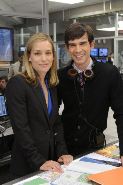 Covert Affairs (2010)