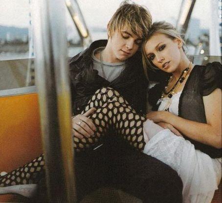 Jesse McCartney and Katie Jesse Mccartney And Katie Cassidy 2012