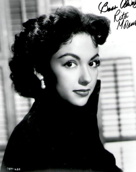 Rita Moreno - Wallpaper Actress