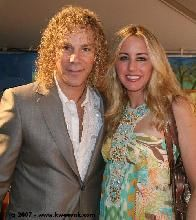 David Bryan and Lexi Quaas