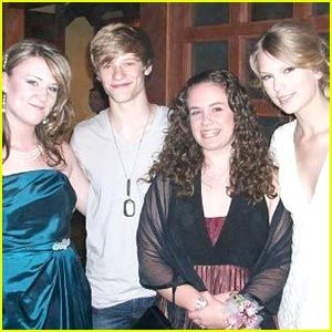 Lucas Till Taylor Swift and