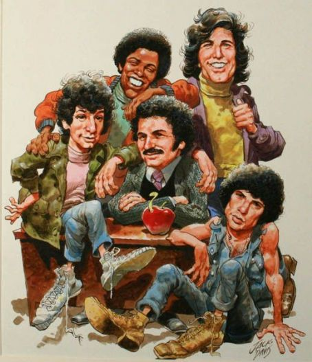 Welcome Back, Kotter - John Travolta