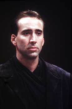 City of Angels Nicolas Cage in Warner Brothers' City Of Angels - 1998
