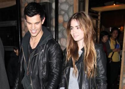 Taylor Lautner and Lily Collins Call It Quits