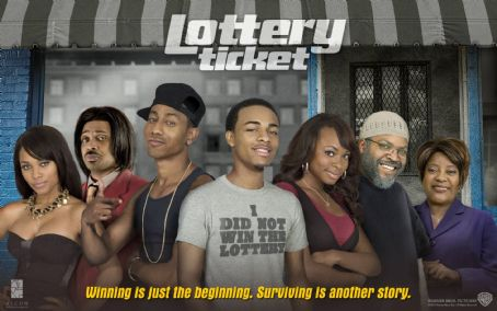 Benny Lottery Ticket Wallpaper