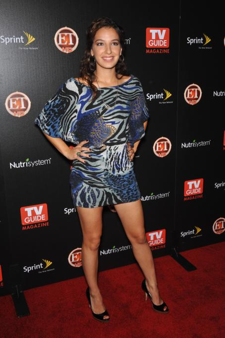Vanessa Lengies - TV Guide Magazine Hot List Party In LA, November 10 2009
