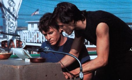 Tom Berenger, Michael Paré in Eddie and the Cruisers