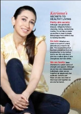 Karishma Kapoor  - Prevention Magazine Pictorial [India] (June 2011)