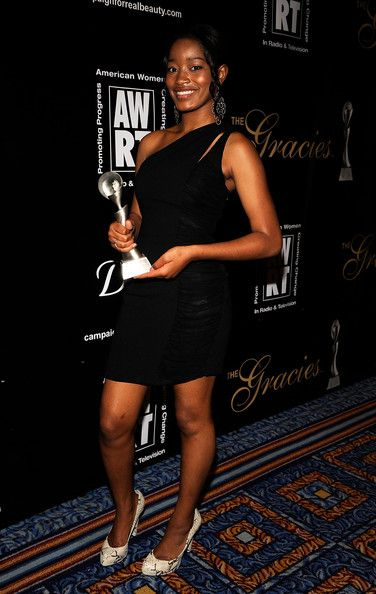 Keke Palmer - 34th Annual AWRT Gracie Awards Gala