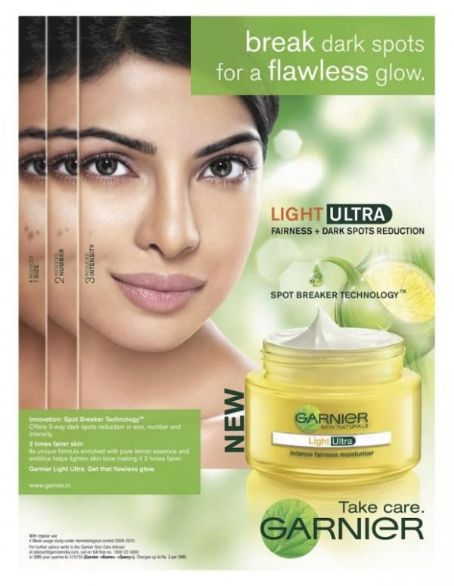 Priyanka Chopra Latest New pictures from Garnier ad