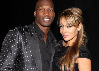 Chad Johnson Files for Divorce from Evelyn Lozada