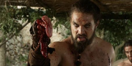 """Jason Momoa Shows Why He Got Cast in """"Game of Thrones"""" Audition Tape"""