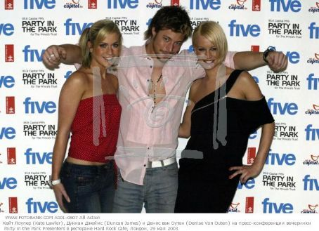 Kate Lawler Duncan James