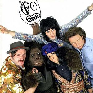 The Mighty Boosh (2003) Poster