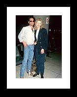 Fawn Hall  & Danny Sugerman