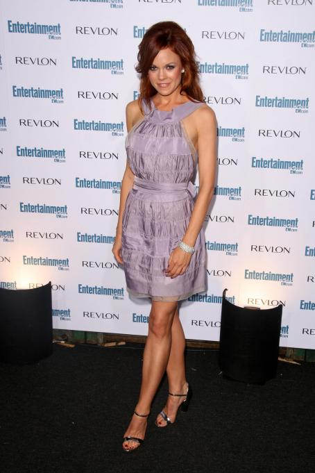 Rachel Boston - Entertainment Weekly's 6 Annual Pre-Emmy Celebration At The Historic Beverly Hills Post Office On September 20, 2008 In Beverly Hills, California