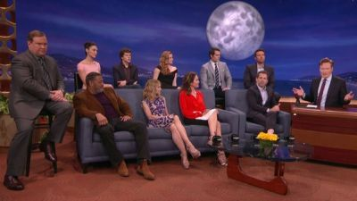 Henry Cavill- March 31, 2016- Cast of Batman v Superman on Conan