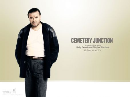 Ricky Gervais - Cemetery Junction Wallpaper