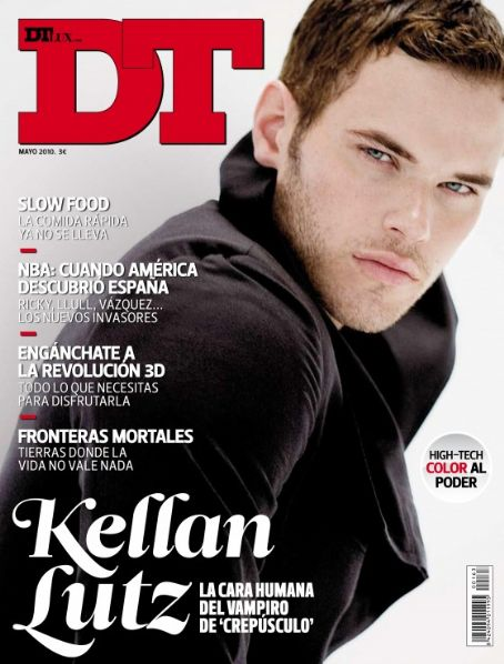 Kellan Lutz - DT Magazine [Spain] (May 2010)