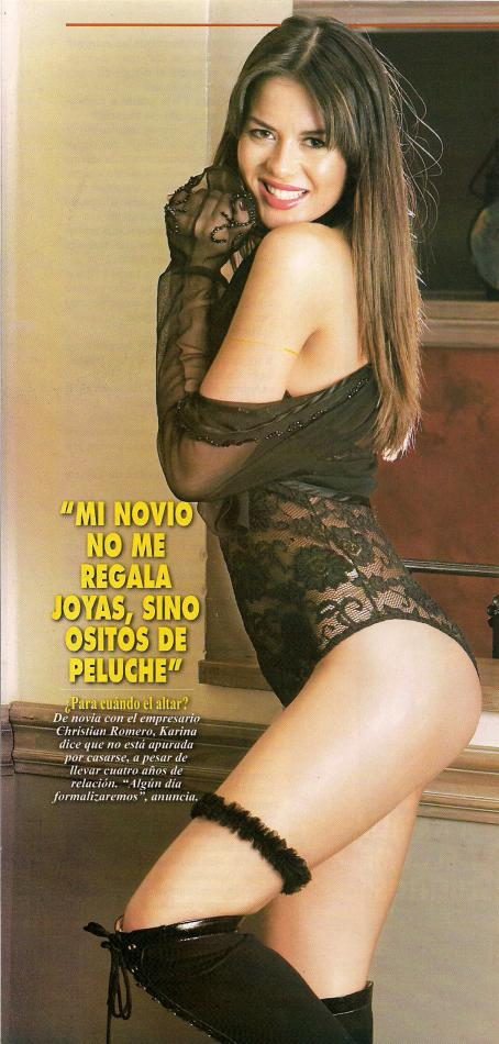 Karina Jelinek  - Pronto Magazine March 25 2009