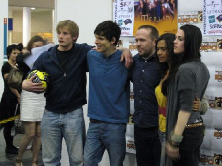Bradley James - London McM Expo