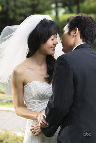 Yunjin Kim Daniel Kim and