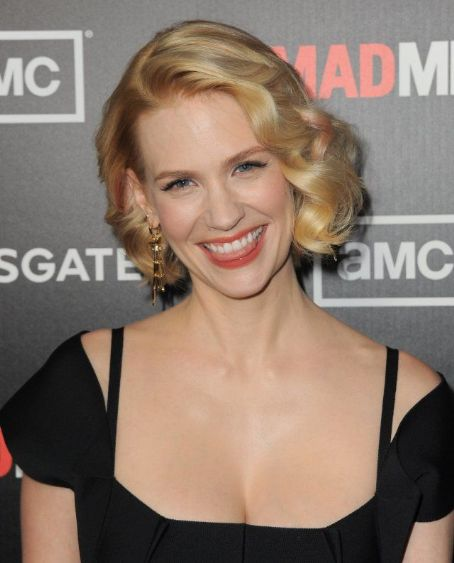 January Jones - 'Mad Men' Season 5 Premiere