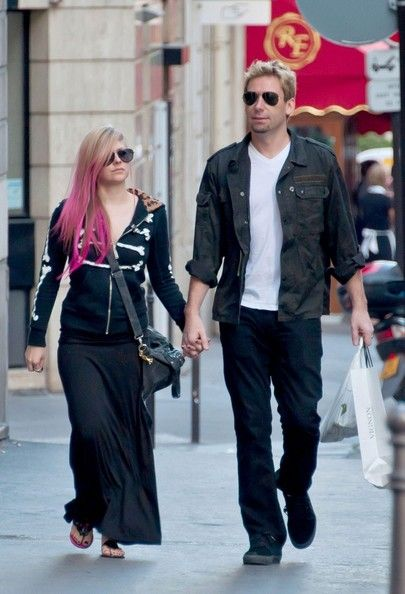 Avril Lavigne,Chad Kroeger: Paris Lovers