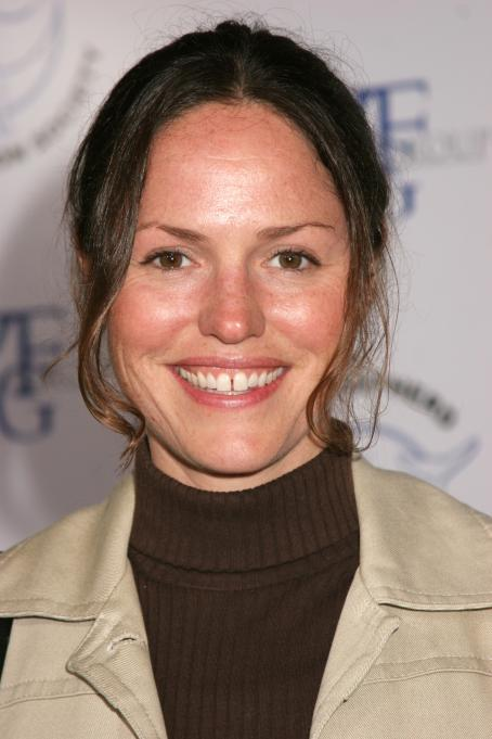 "Jorja Fox - ""Breaking The Ice"" A Fundraiser To Benefit The Sea Shepherd Conservation Society In Santa Monica, 13.10.2007."