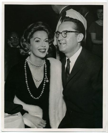 Jayne Meadows  and Steve Allen
