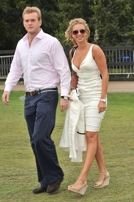 Holly Branson  - Cartier International Polo Day At Guards Polo Club On July 26, 2009 In Egham, England