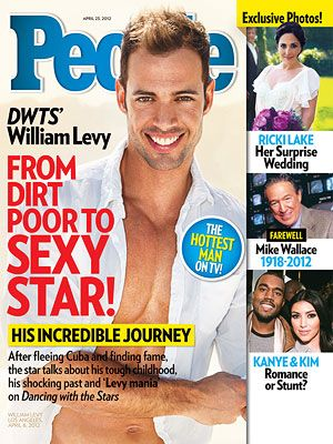 Dancing's William Levy Exposed!