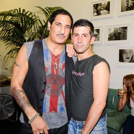 André Saraiva - BLK DNM POP 1 Store Opening Reception to Celebrate Gazette 1 in SoHo BLK DNM POP 1, 237 Lafayette Street, NYC Wed, 08 Jun 2011
