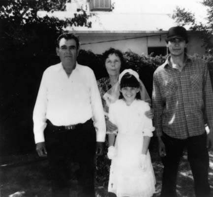 Richard Ramirez Ramirez Family Photo