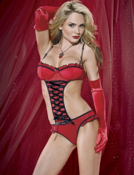 Brittany Lee  Coquette International Lingerie