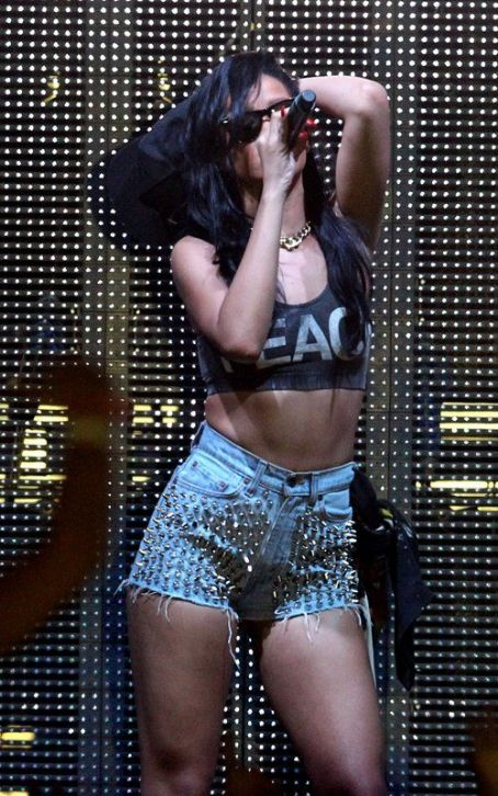 Rihanna's Rockin' Night at Coachella