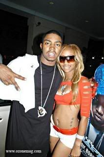Lil Scrappy Diamond and Scrappy