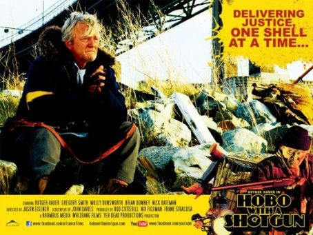 Rutger Hauer - Hobo with a Shotgun