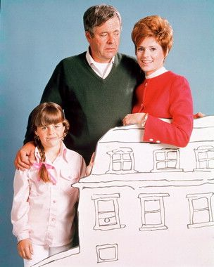 Lisa Gerritsen Lisa with William Windom & Joan Hotchkis in My World And Welcome To It